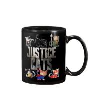 Justice cats Mug thumbnail