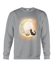 I love you to the moon Crewneck Sweatshirt thumbnail
