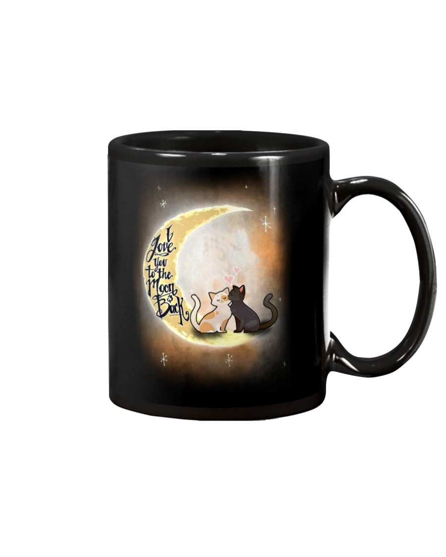 I love you to the moon Mug