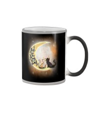 I love you to the moon Color Changing Mug thumbnail