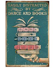 Books And Dance 16x24 Poster front