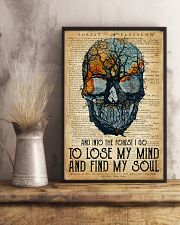 Skull Find My Soul 16x24 Poster lifestyle-poster-3