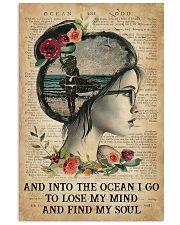 Surfing Find My Soul 16x24 Poster front