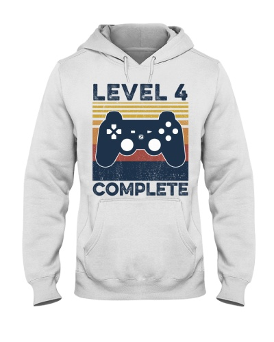 Game Level 4 Complete