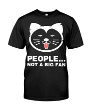 People not a big fan Classic T-Shirt thumbnail