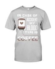 Coffee Blood Classic T-Shirt thumbnail