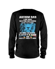 Autism Dad Long Sleeve Tee thumbnail
