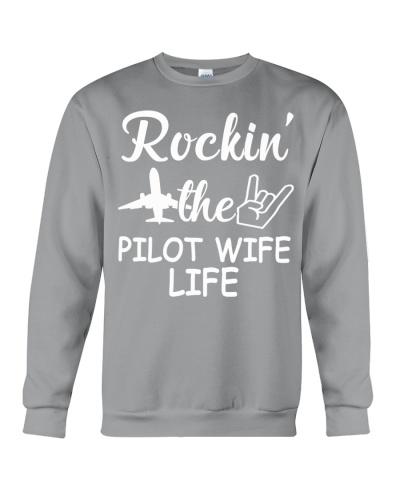 pilot wife