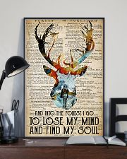 Camping Find My Soul 16x24 Poster lifestyle-poster-2