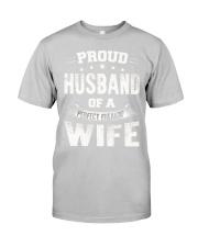 Proud Husband  Classic T-Shirt front
