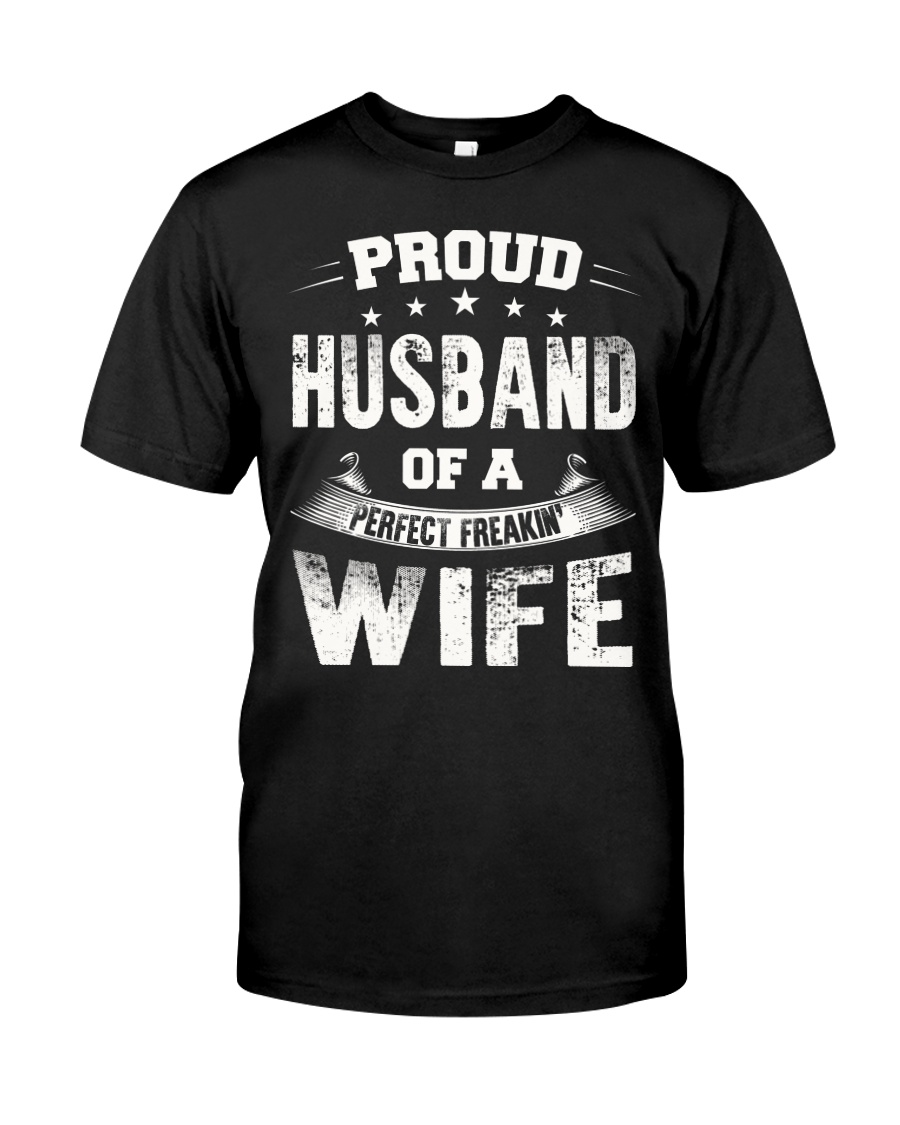 Proud Husband  Classic T-Shirt