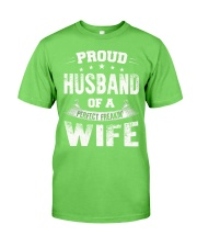 Proud husband  Classic T-Shirt thumbnail