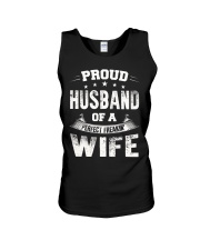 Proud Husband  Unisex Tank thumbnail