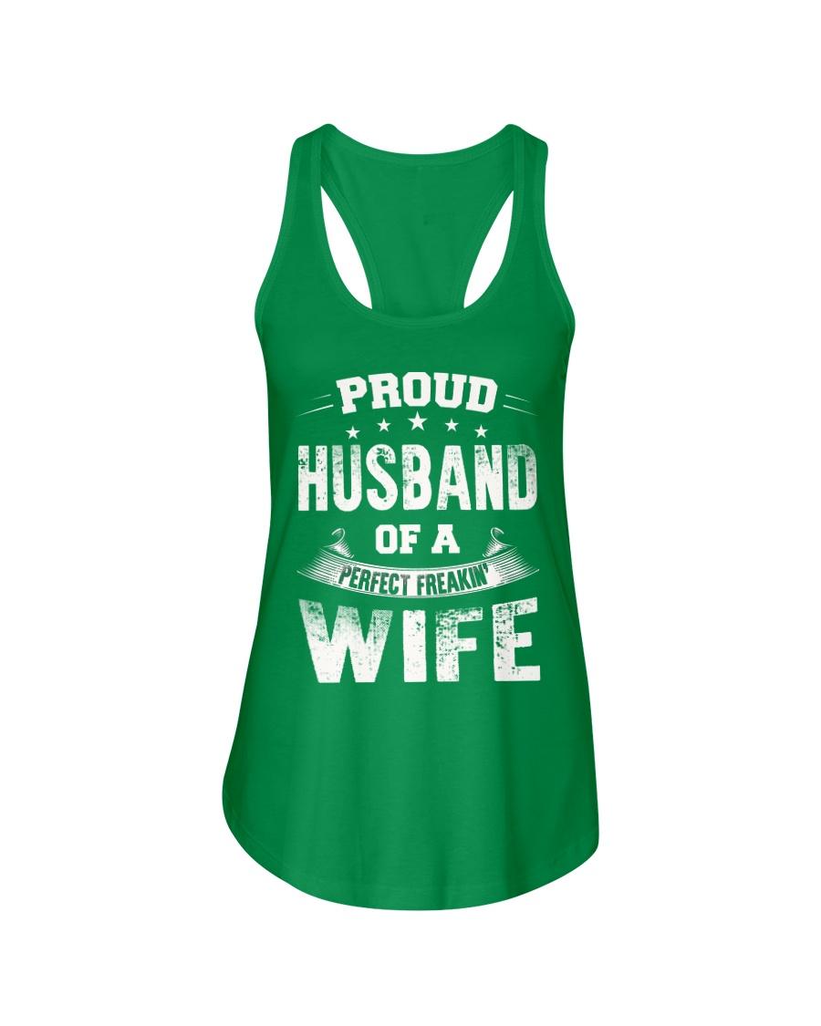 Proud Husband  Ladies Flowy Tank