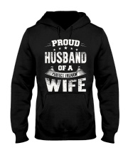 Proud Husband  Hooded Sweatshirt thumbnail