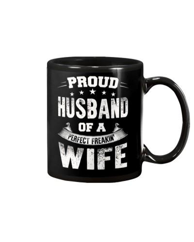 Proud husband