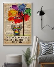 LGBT Be Kind 16x24 Poster lifestyle-poster-1