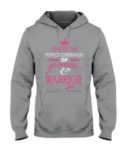 She is the perfect combination Hooded Sweatshirt thumbnail