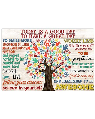 Social Worker Today Is Good Day