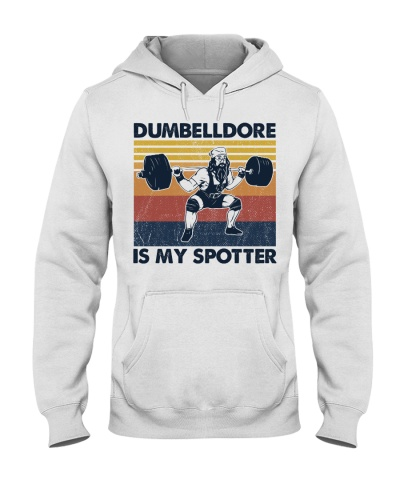 Fitness Dumbelldore Is My Spotter