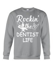 dentist life Crewneck Sweatshirt thumbnail