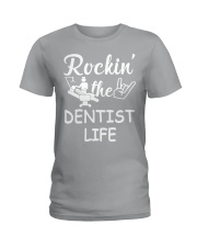dentist life Ladies T-Shirt thumbnail