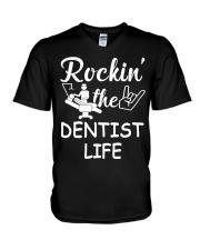 dentist life V-Neck T-Shirt thumbnail