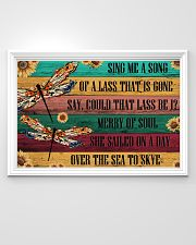 Hippie Sing Me A Song 36x24 Poster poster-landscape-36x24-lifestyle-02