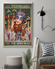 Mushroom See The Universe 16x24 Poster lifestyle-poster-1