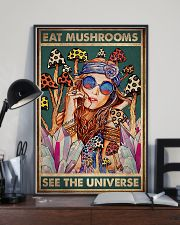 Mushroom See The Universe 16x24 Poster lifestyle-poster-2