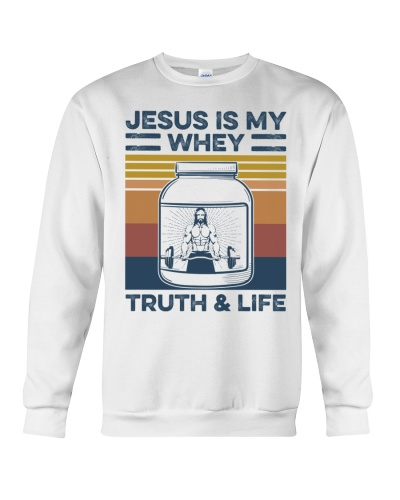 Fitness jesus Is my Whey Truth And Life
