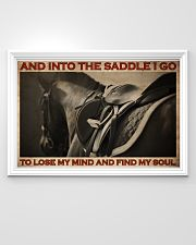 Horse Find My Soul 36x24 Poster poster-landscape-36x24-lifestyle-02