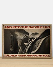 Horse Find My Soul 36x24 Poster poster-landscape-36x24-lifestyle-03