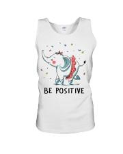 Be Positive Unisex Tank thumbnail