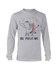 Be Positive Long Sleeve Tee thumbnail