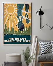 Running Happily Ever After QT 16x24 Poster lifestyle-poster-1
