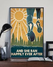 Running Happily Ever After QT 16x24 Poster lifestyle-poster-2