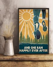 Running Happily Ever After QT 16x24 Poster lifestyle-poster-3