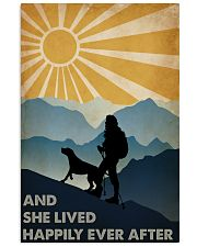 Hiking Happily Ever After 16x24 Poster front