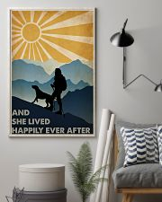 Hiking Happily Ever After 16x24 Poster lifestyle-poster-1