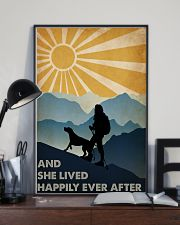 Hiking Happily Ever After 16x24 Poster lifestyle-poster-2