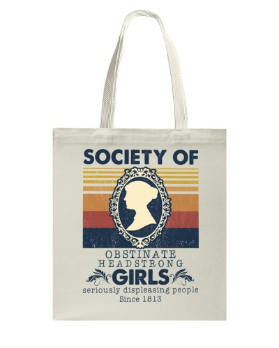 Book Society Of Obsitinate Headstrong Girl