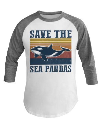 Orca Save The Sea Pandas