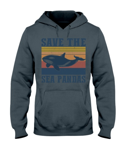 Orca Save The Sea Pandas