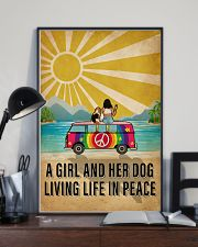Ocean Living Life In Peace 16x24 Poster lifestyle-poster-2