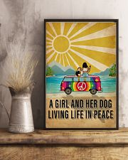 Ocean Living Life In Peace 16x24 Poster lifestyle-poster-3