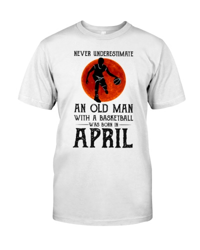 Basketball April