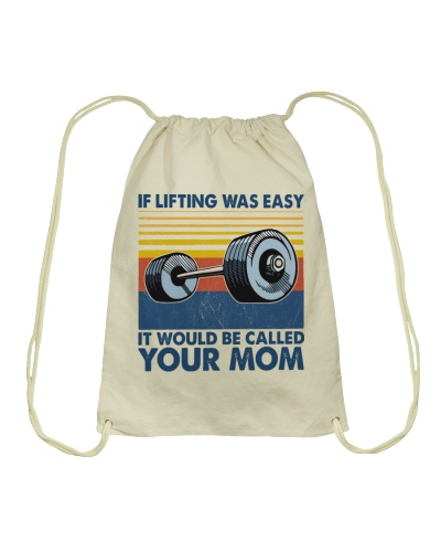 Fitness It Would Be Called Your Mom