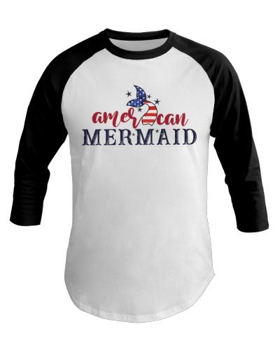Mermaid American mermaid