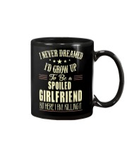 Spoiled girlfriend Mug thumbnail
